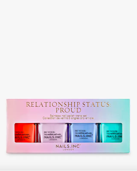 beauty brands supporting pride month