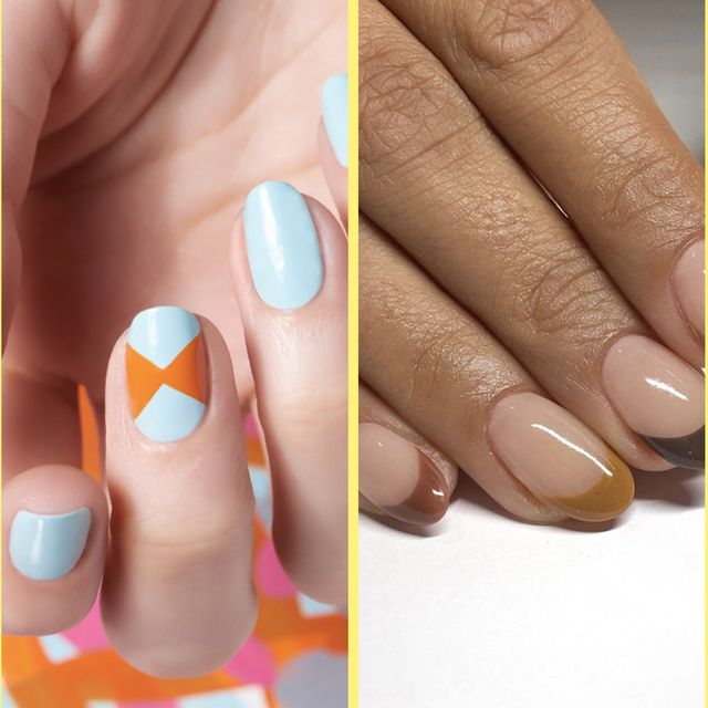 9 Nail Trends Colors And Shapes You Ll See In 2021