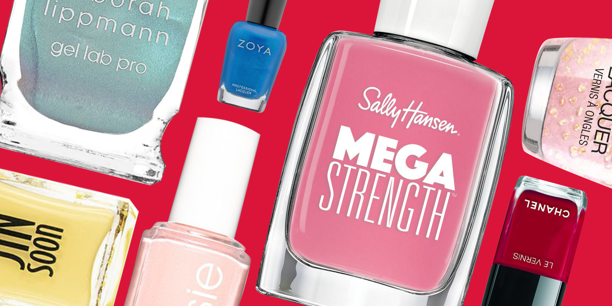12 Summer Nail Colors You're About To See Everywhere