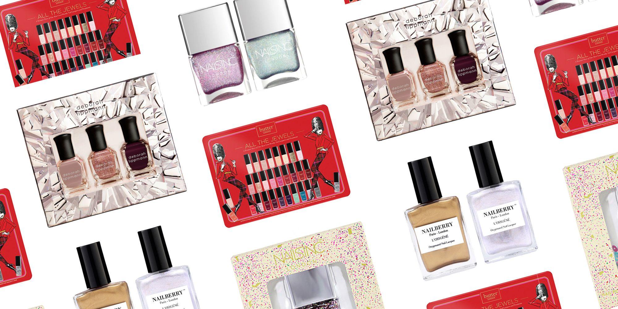 8 Best Nail Polish Gift Sets - Luxury and Cheap Nail Varnish Sets