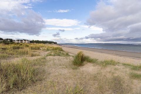 nairn beach, scotland