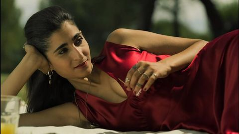 alba flores as nairobi in money heist