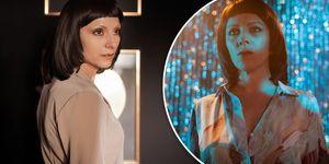 Najwa Nimri y Eva Llorach en 'Quién te cantará'