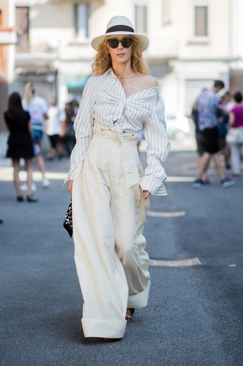 Elina Halimi,穿搭,街拍,時裝周