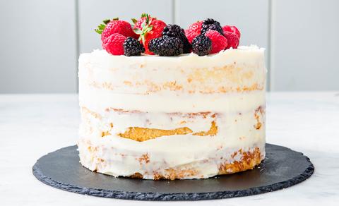Remarkable Best Naked Cake Recipe How To Make Naked Cake Funny Birthday Cards Online Elaedamsfinfo
