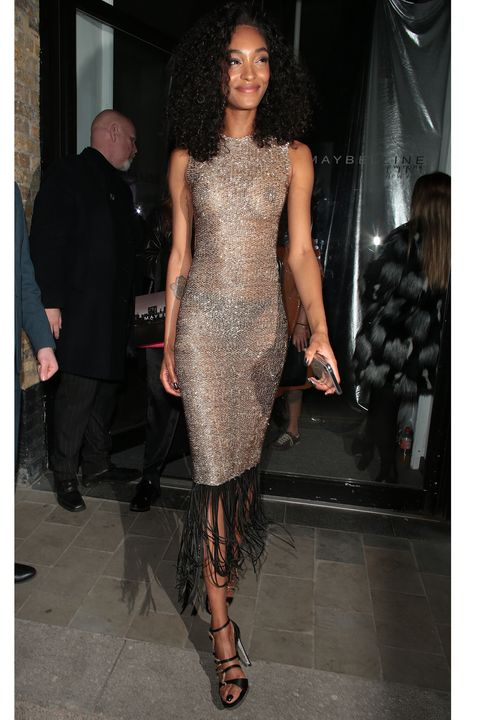 naked celebrity dresses