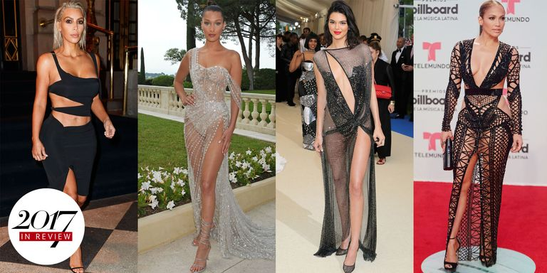 The 21 Most Naked Dresses of All Time | InStyle.co.uk