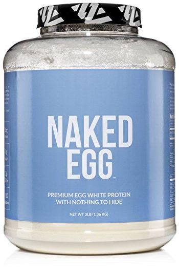Naked Egg White Protein Powder