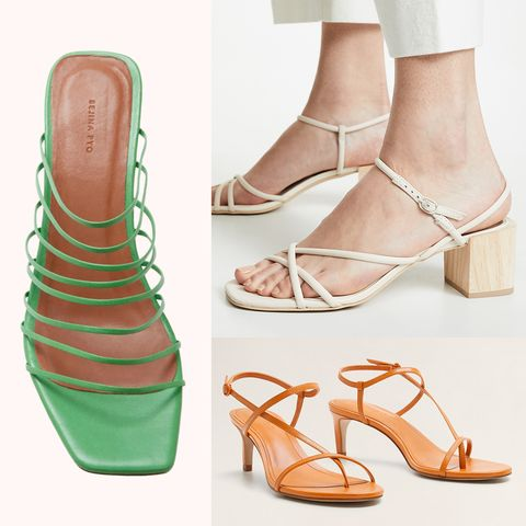 1631acb8d5 Naked Sandals