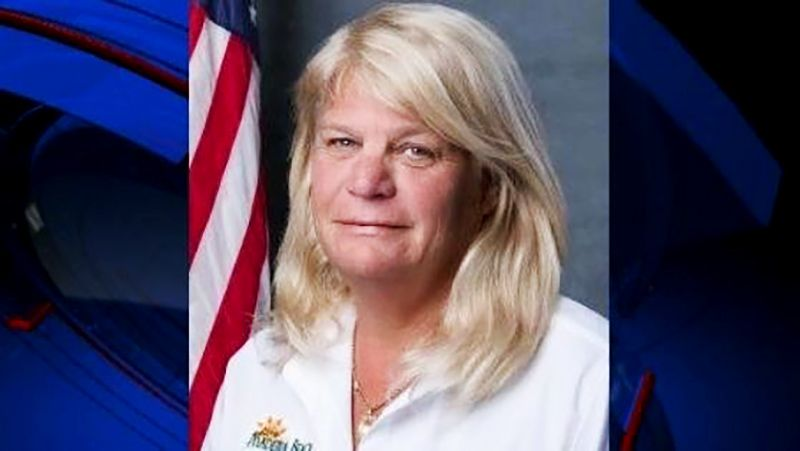 Florida Woman Proves You Can't Lick Your Coworkers' Faces and Keep Your Job  in...City Government