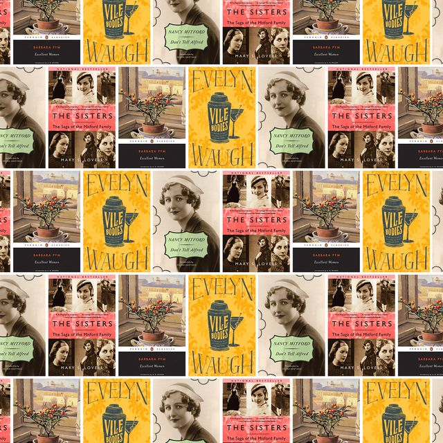 nancy mitford's the pursuit of love
