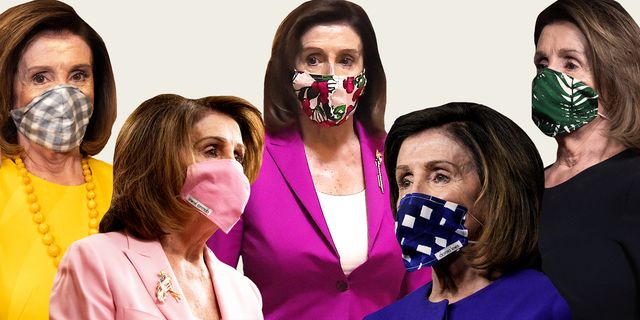 The Nancy Effect: Inside House Speaker Pelosi's 'Mask-to-Pantsuit' Coordination