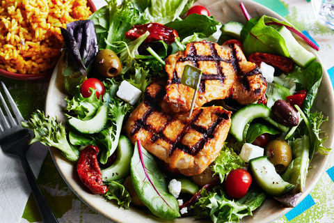 The Healthiest Food To Eat At Pizza Express And Nandos