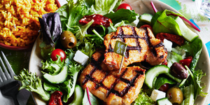 healthiest thing to eat at nandos - womens health uk