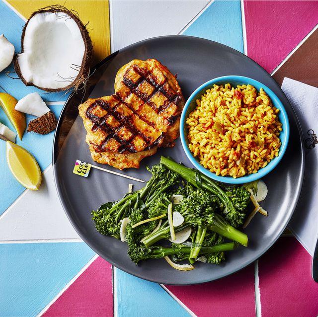 nando's launch new coconut  lemon spice