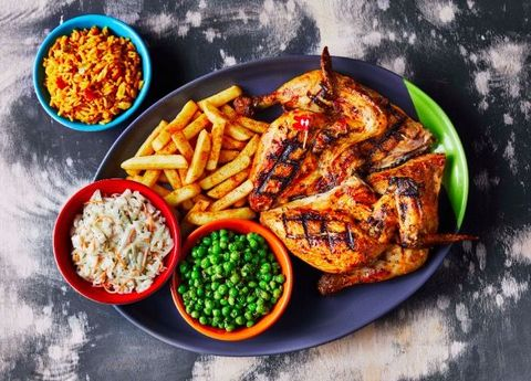 This Slow Cooker Nando's Chicken Recipe Is A Game Changer