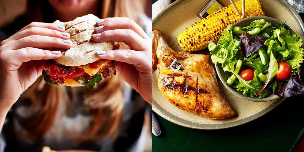 Low Calorie Nandos Meals