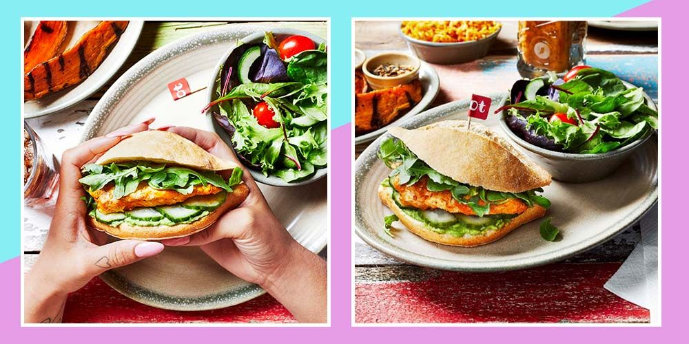 Nando's just added a new burger to its menu and YUM