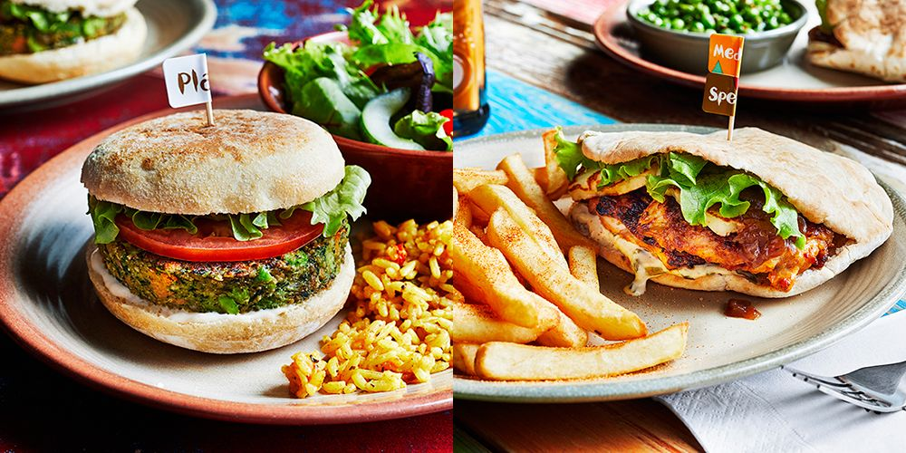 Nando's just added four new options to their menu and omg
