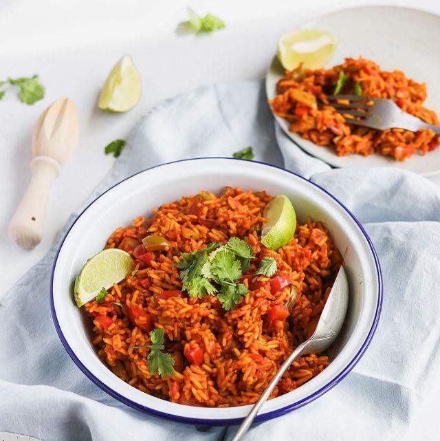 nando's spicy rice