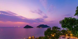 Nangyuan Island, Thailand