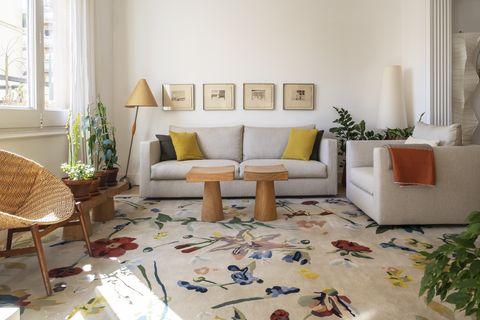 nanimarquina barcelona home living room