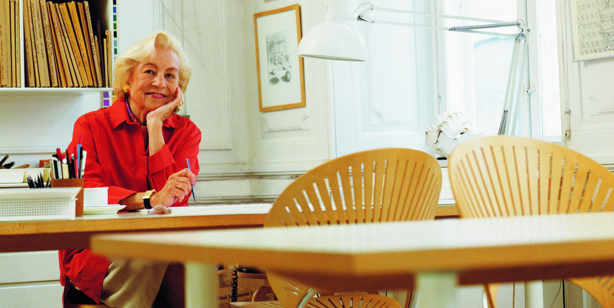 Discover why Danish design hero Nanna Ditzel's timeless mid-century pieces are having a revival