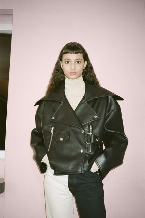 giacca di pelle donna 2021