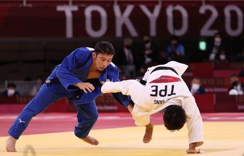 judo   olympics day 1