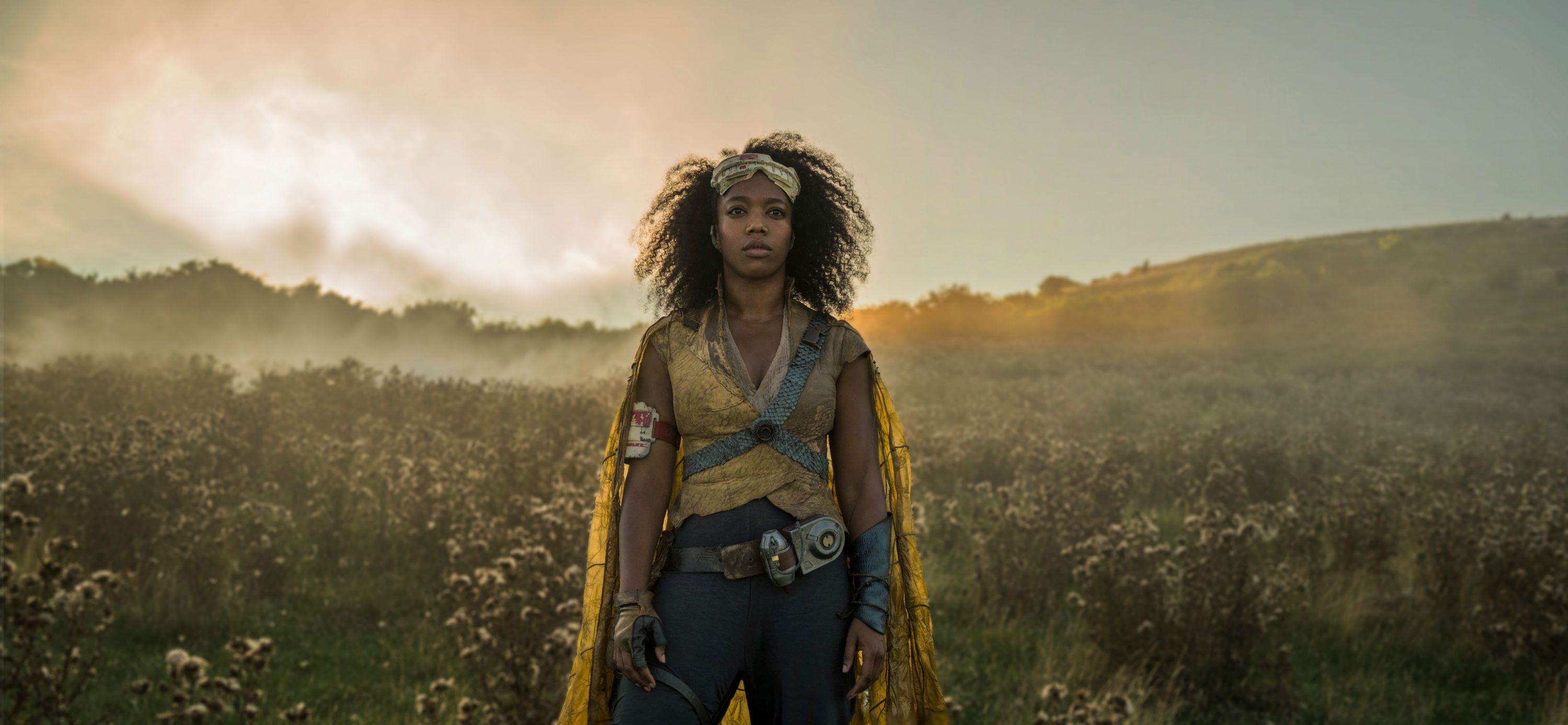 """Star Wars: The Rise of Skywalker star teases her """"helpful"""" new role"""
