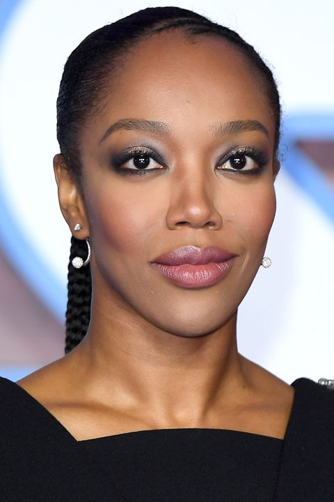 The exact make-up Naomi Ackie wore at the  Stars Wars  premiere