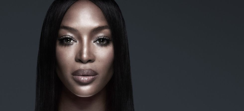Naomi Campbell Fronts Her First-Ever Beauty Campaign As the Face of NARS