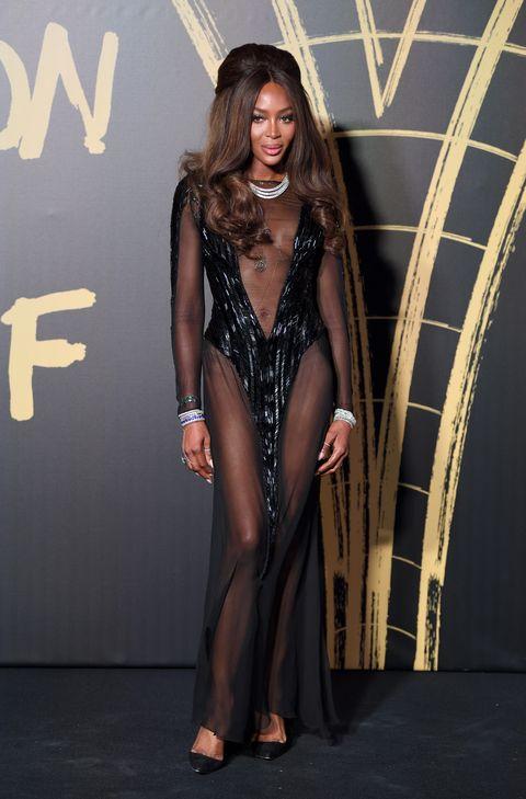 Naomi Campbell | Vogue fashion, Fashion inspiration design