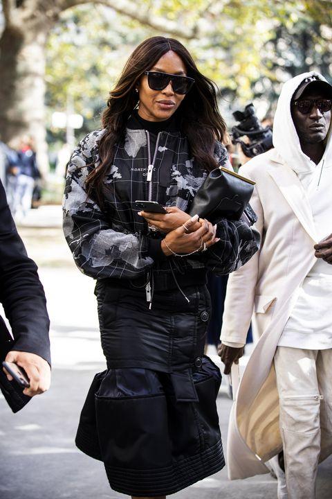 Naomi Campbell sul tema dell'inclusione e diversità nella moda