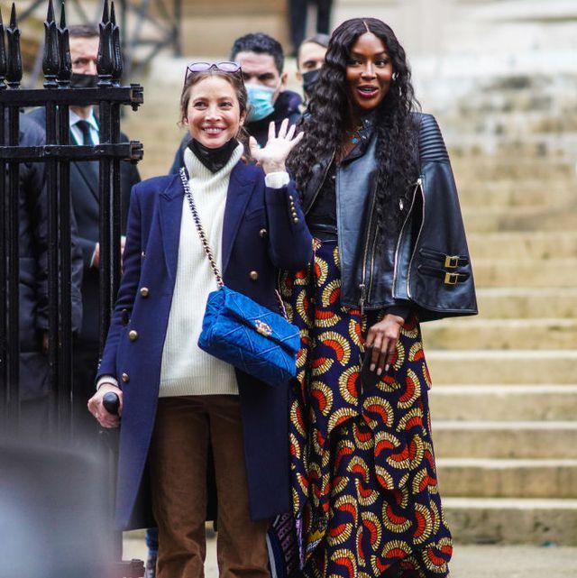 celebrity sightings in paris   january 27, 2021