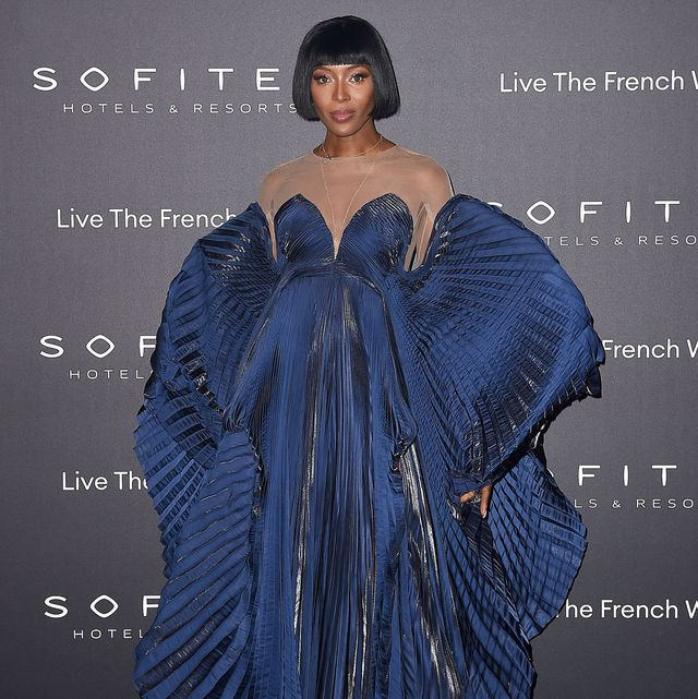 Clothing, Blue, Fashion, Dress, Beauty, Fashion design, Haute couture, Formal wear, Costume design, Gown,