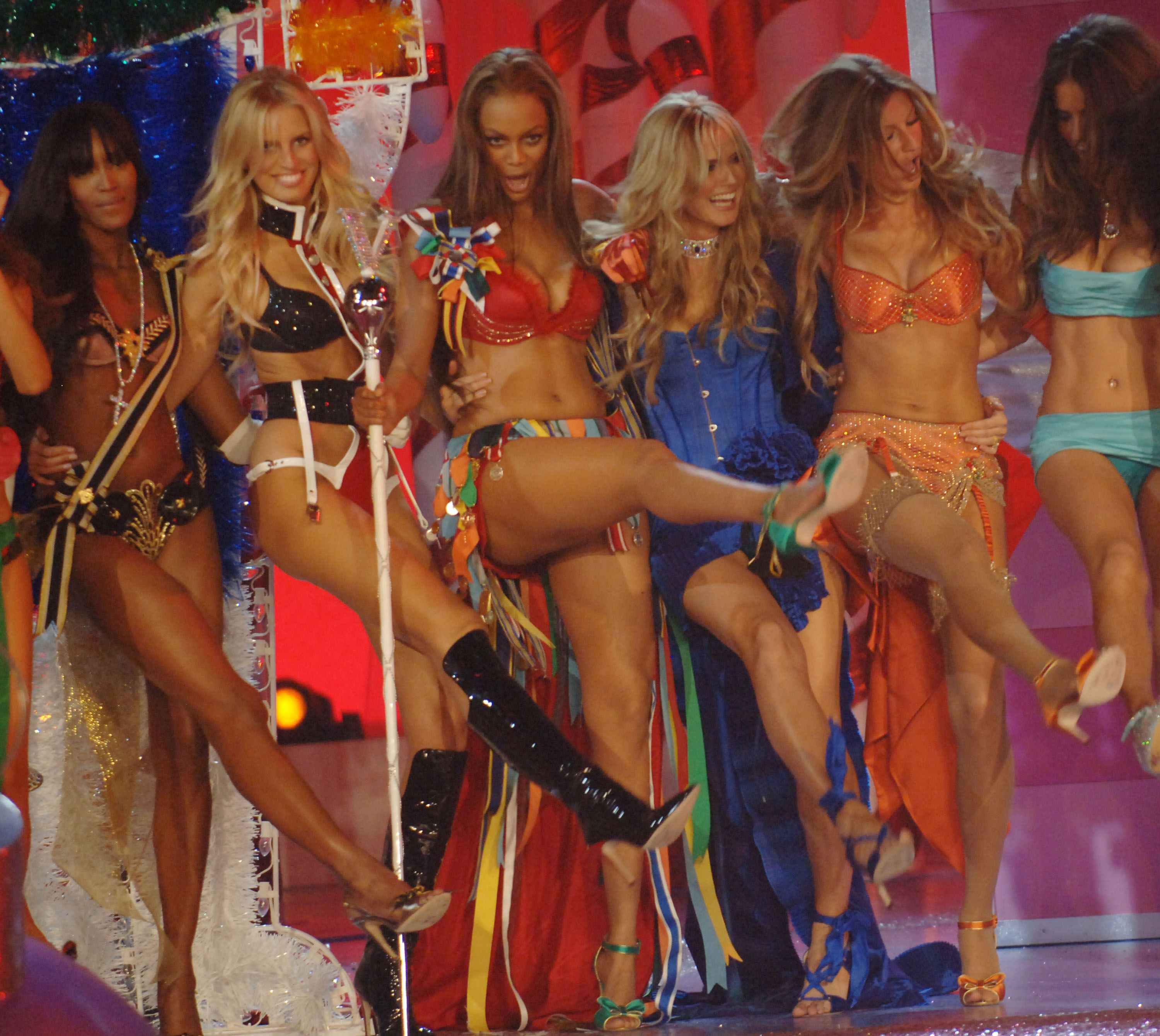 10th Victoria's Secret Fashion Show - Runway