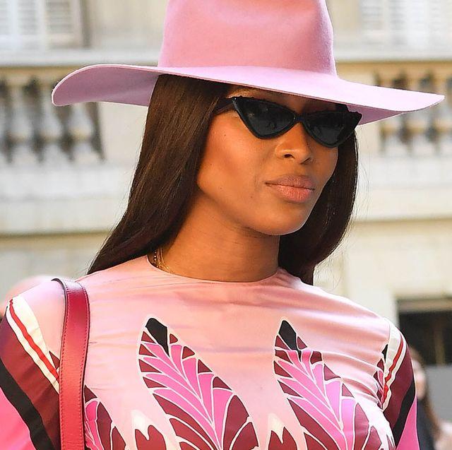 Stijlvolste vrouw Naomi Campbell