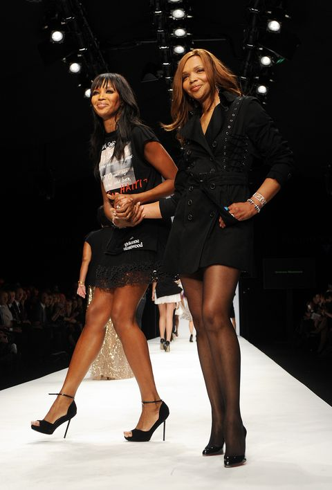 Naomi Campbell's Fashion For Relief - Haiti London, 2010 - Catwalk