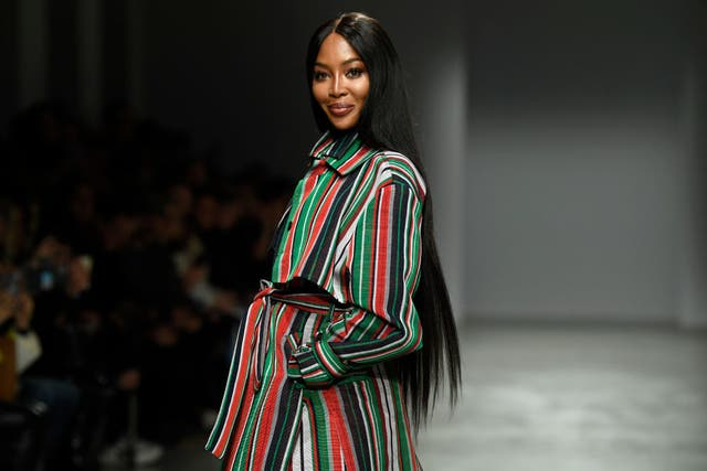 kenneth ize  runway paris fashion week womenswear fall winter 2020 2021