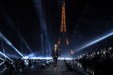 Saint Laurent Will Not Show At Paris Fashion Week