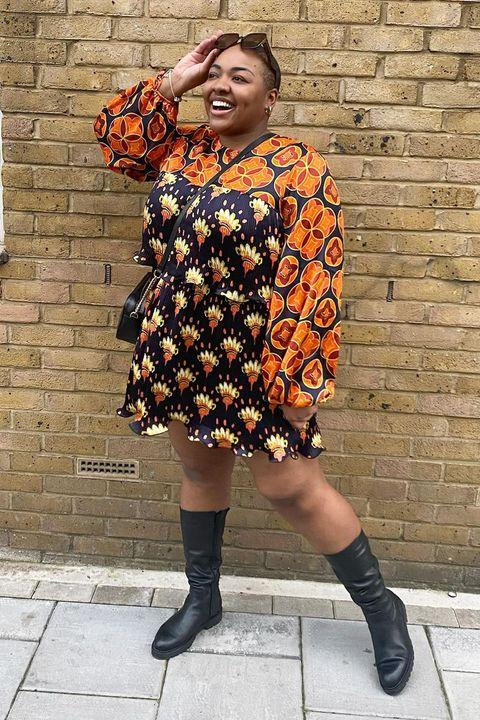 Fat black woman pictures