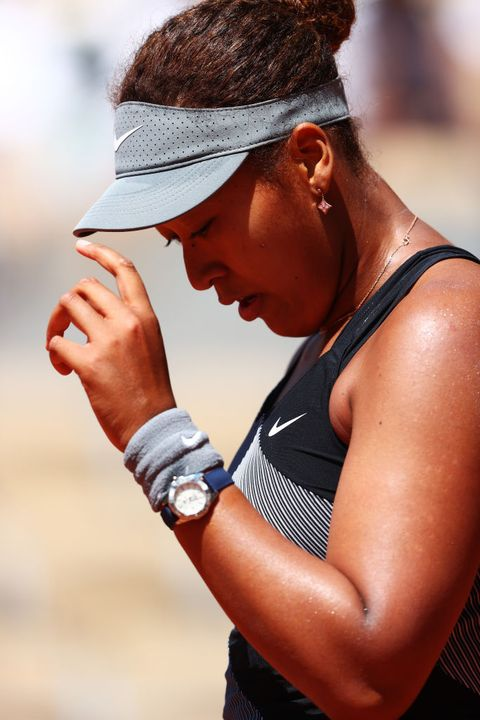2021 french open day one