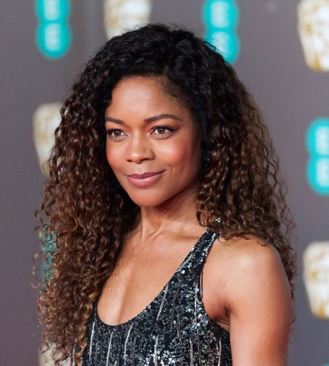naomie harris at bafta film awards 2020 in london
