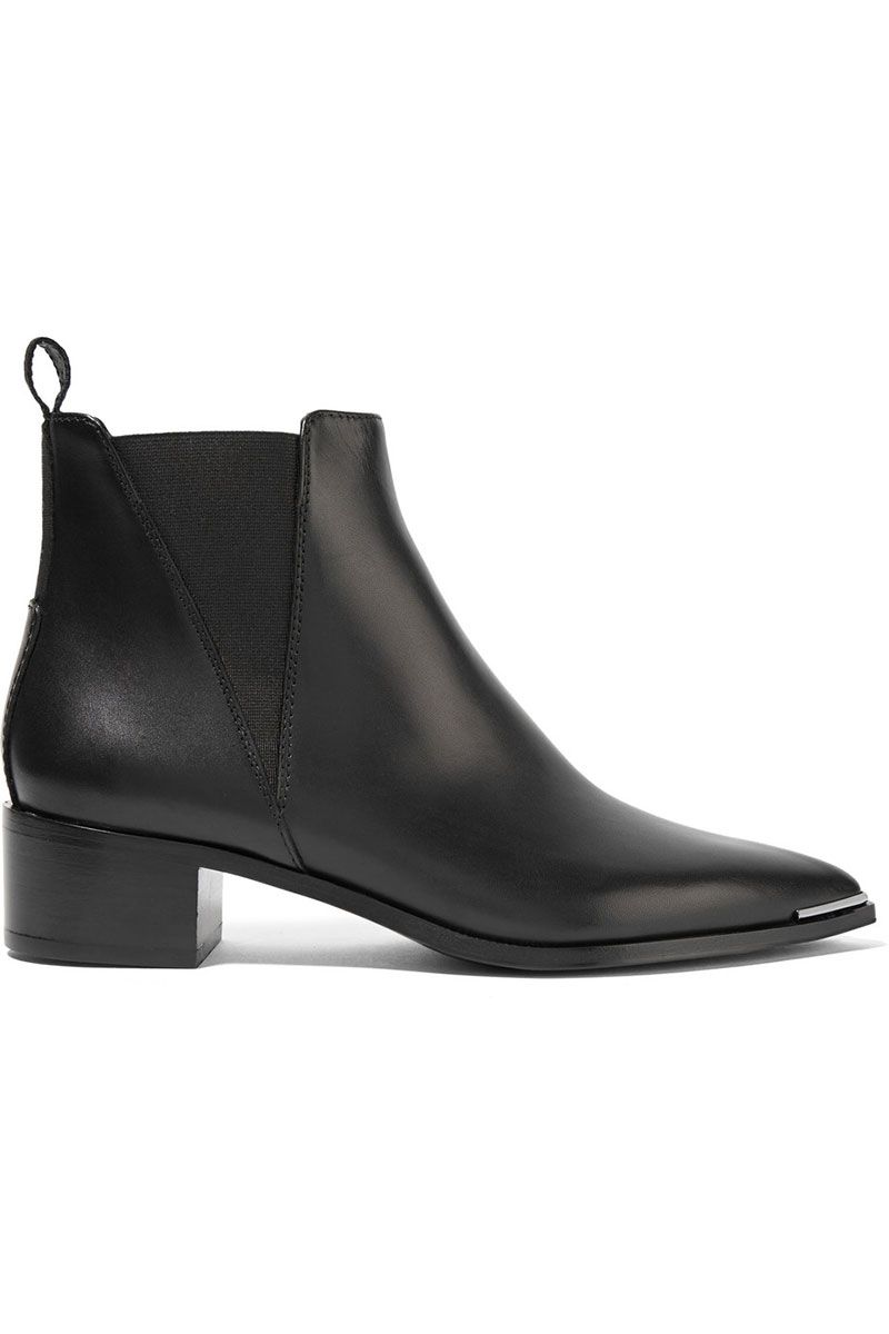 b6e5c282bc35 43 black ankle boots you need - best women's ankle boots