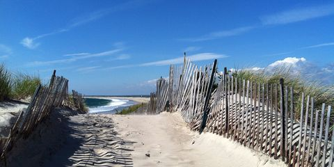 Napatree Point Beach — Westerly, Rhode Island