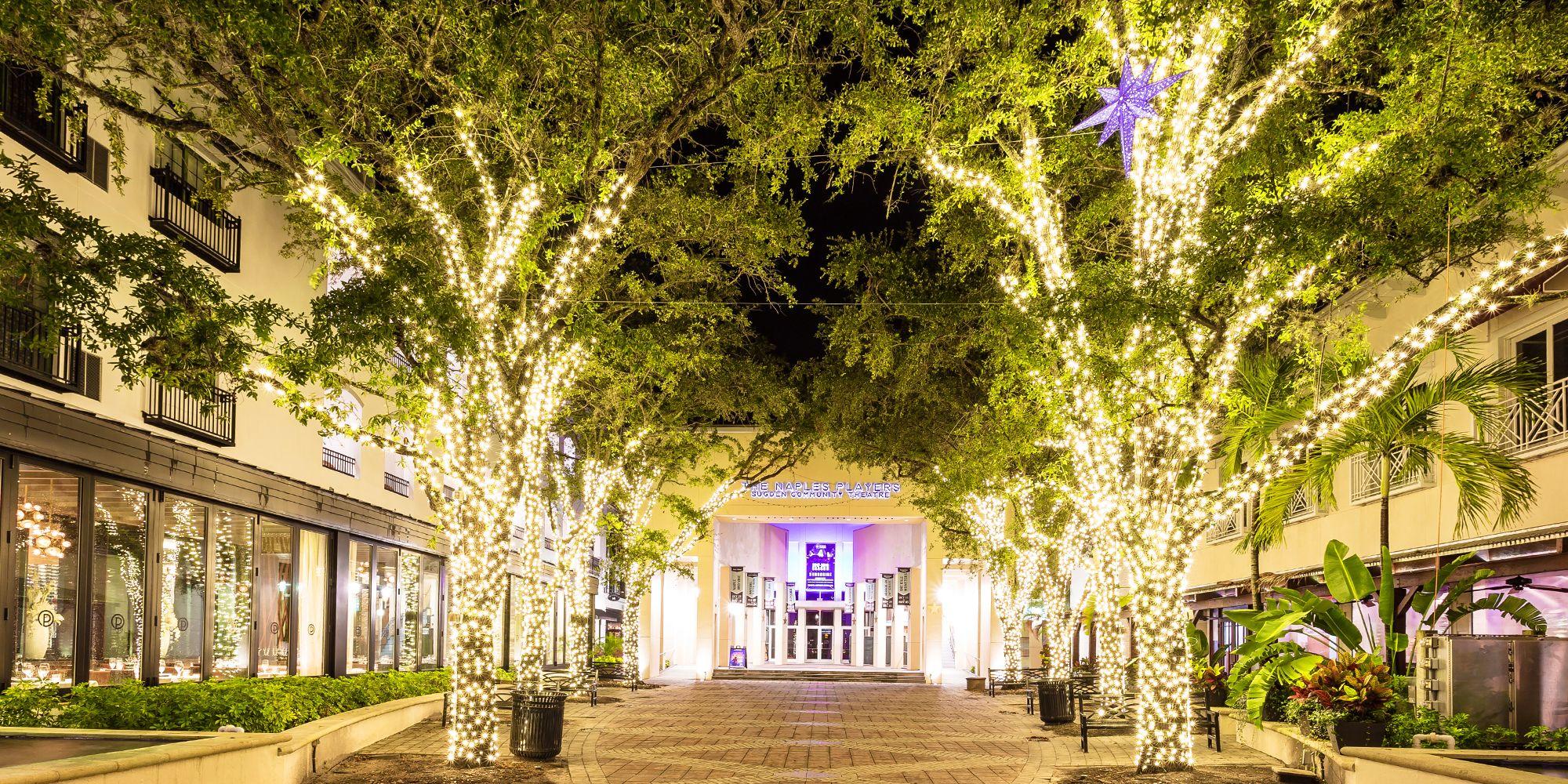 Naples. Florida – Park Avenue South