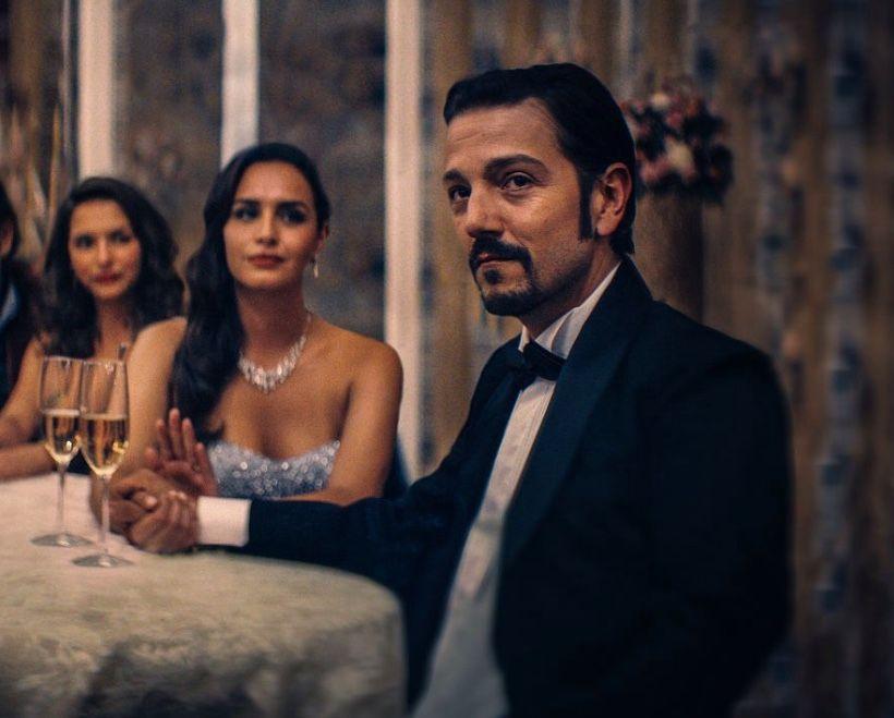 Narcos: Mexico Season 3: Diego Luna as Felix Gallardo