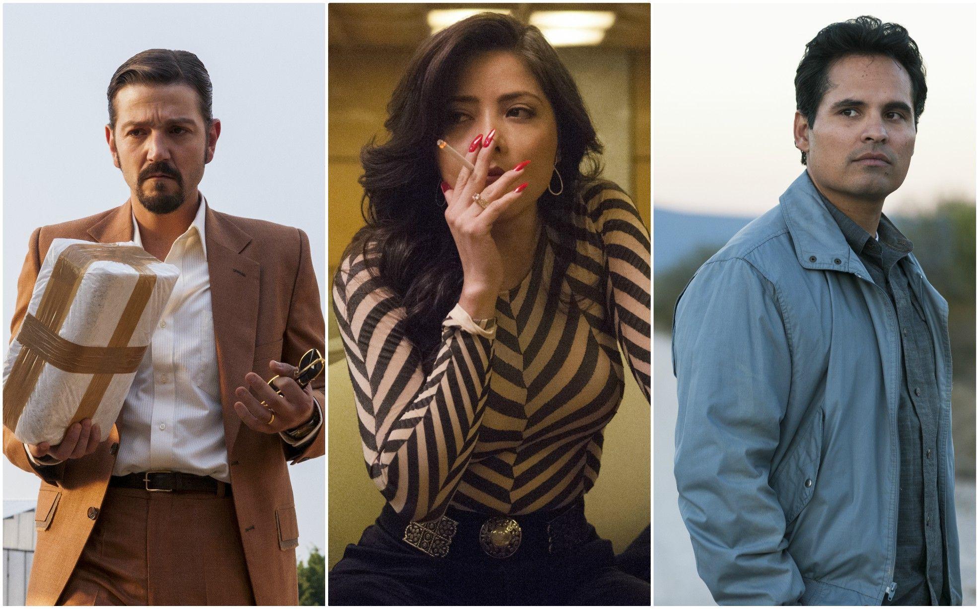 Narcos: México': Quién es quién en la cuarta temporada