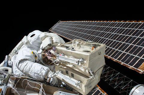 Space, Astronaut,